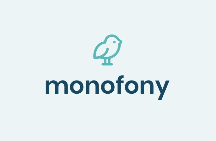 Logo Monofony par Mobizel