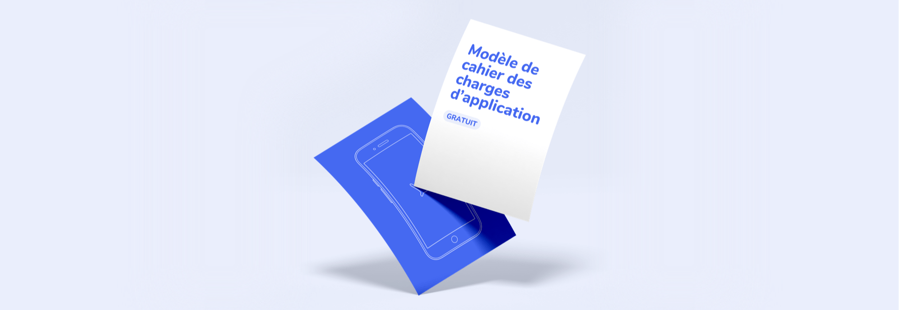 Modèle de cahier des charges d'application - Mobizel